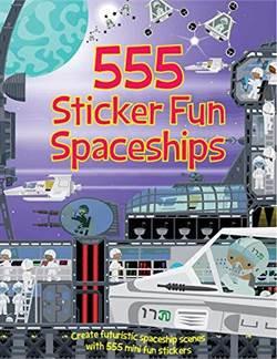 555 Sticker Fun: S ...