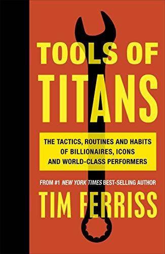 Tools Of Titans: T ...