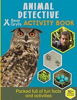 Animal Detective Activity Book