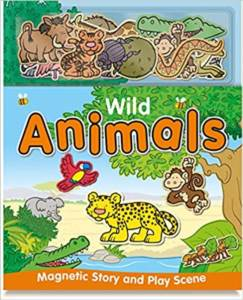 Wild Animals (Magnetic Play Scenes)