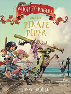 The Jolly Rogers And The Pirate Piper