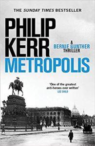 Metropolis (Bernie Hunter 14)