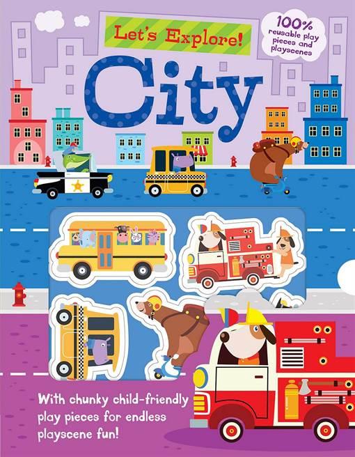 Let's Explore the City