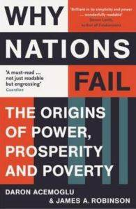 Why Nations Fail:  ...