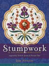 Stumpwork And Goldwork Embroidery Inspi