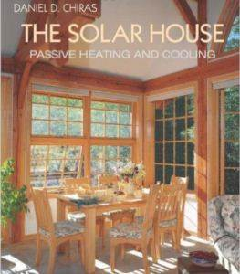 Solar House Passive Heating And Cooling