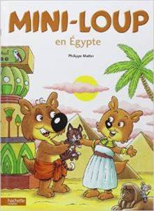 Mini loup en Egypte