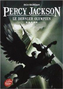 Le Dernier Olympien (Percy Jackson 5)