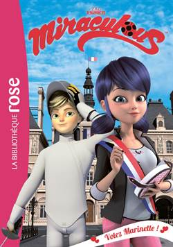 Miraculous 9: Votez Marinette