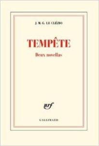 Tempête , Deux novellas