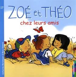 Zoe Et Theo Chez Leurs Amis