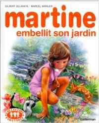 Martine embellit son jardin