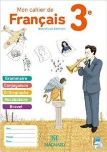 Mon Cahier De Français 3Ème