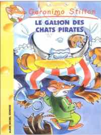Le Galion Des Chats Pirates (Tome 2)