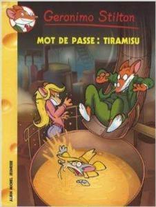 Mot de passe: Tiramisu(Tome 42)