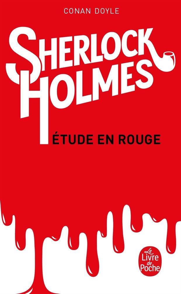 Sherlock Holmes: Étude en rouge