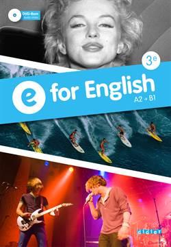 E For English 3Ème ...