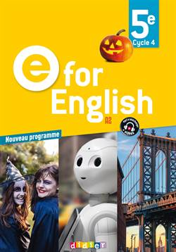 E For English 5Ème ...