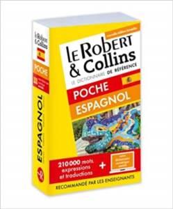 Dictionnarie Le Robert & Collins Poche Espagnol