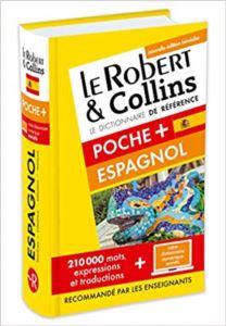 Dictionnarie Le Robert<br/>& Collins Poche Pl ...