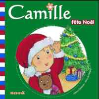Camille fete Noel