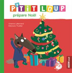 P'tit Loup prepare ...