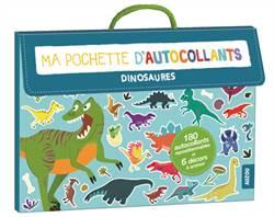 Ma pochette d'autocollants: Dinosaures