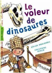 Le voleur de <br/>dinosaures