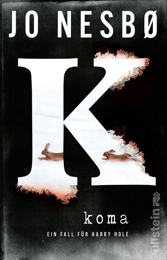 Koma (Harry Hole Crimi 10)