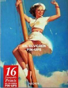 Gil Elvgren Pin-Ups