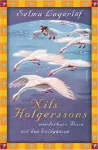 Nils Holgerssons wunderbare Reise mit Wildgansen