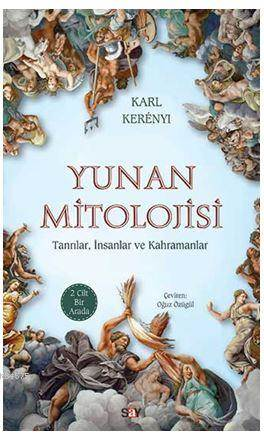 Yunan Mitolojisi (2 Cilt Bir Arada); Tanrılar, İnsanlar Ve Kahramanlar