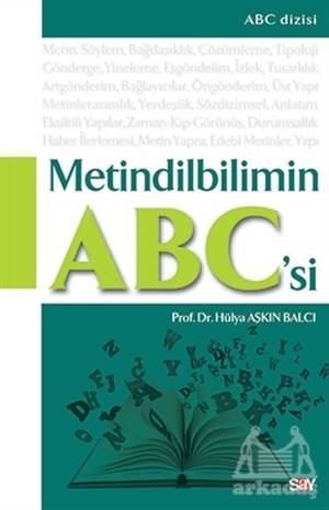 Metindilbilimin ABC'Si
