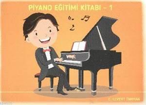 Piyano Eğitimi Kitabı-1