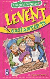 Levent Gaziantepte ...