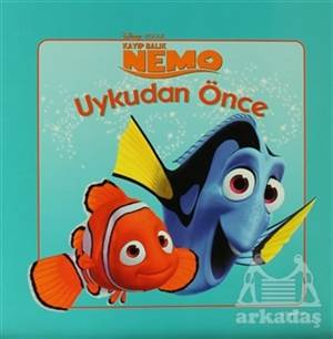 Kayıp Balık Nemo Uykudan Önce - 9