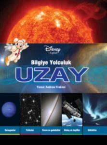 Disney Eğitsel Bilgiye Yolculuk; Uzay