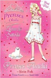 Prenses Okulu 25 - Prenses Amelia ve Şirin Fok (7+ Yaş); Zümrüt Şatoda