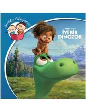 Disney Pixar - İyi Bir Dinozor; Birlikte Okuyoruz