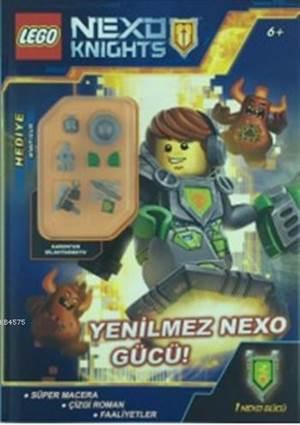 Lego Nexo Knights Yenilmez Nexo Gücü
