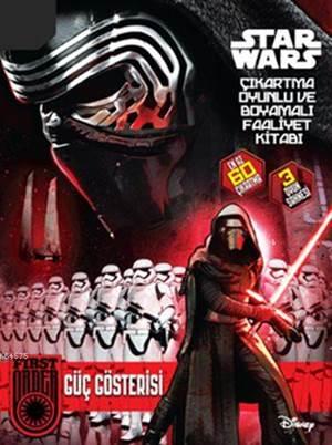 Disney Star Wars - Çıkartma Oyunlu Ve Boyama Faaliyet Kitabı