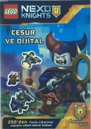 Lego Nexo Knights Cesur Ve Dijital