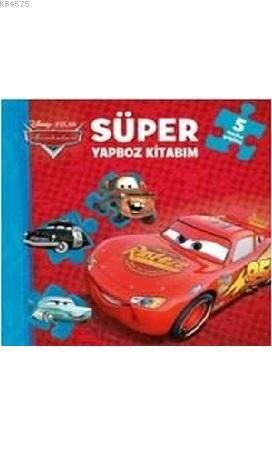 Arabalar Süper Yapboz Kitabım