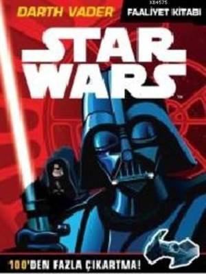 Disney Star Wars Darth Vader Faaliyet Kitabı; 100'Den Fazla Çıkartma