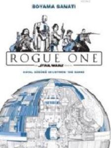 Rogue One Boyama Kitabı; Disney Star Wars