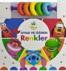 Disney Baby - Oyna Ve Öğren Renkler