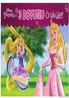 Disney Prenses 3 Boyutlu Öyküler