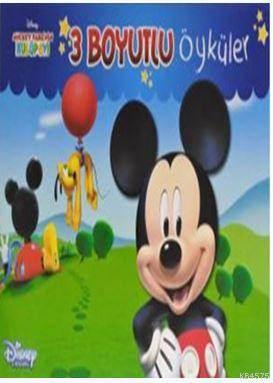 Disney Mickey Fare'nin Kulüp Evi - 3 Boyutlu Öyküler