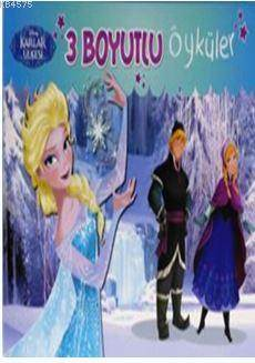 Disney Karlar Ülkesi - 3 Boyutlu Öyküler