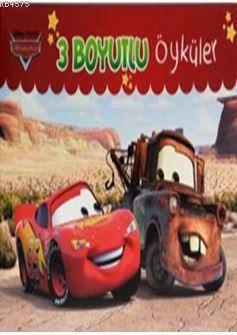 Disney Arabalar - 3 Boyutlu Öyküler